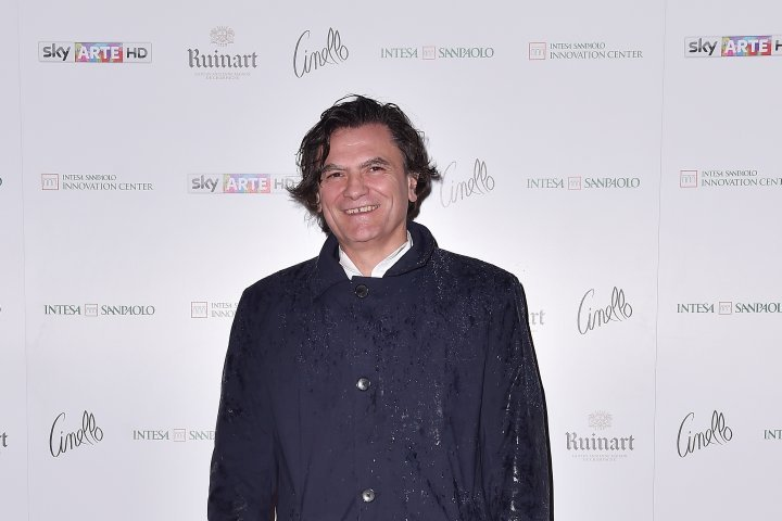 MILAN, ITALY - APRIL 11:  Mario Cristiani attends Save The Artistic Heritage - Vernissage Cocktail on April 11, 2018 in Milan, Italy.